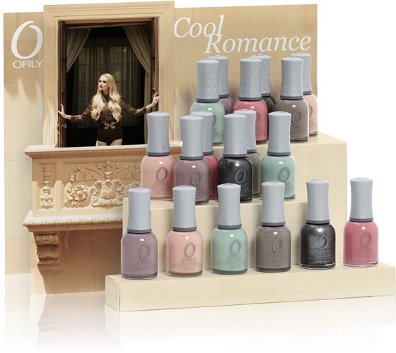 "Spring 2012 Collection from Orly ""Cool Romance"""