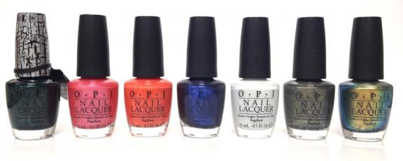 Spiderman Nail Polish collection for summer 2012