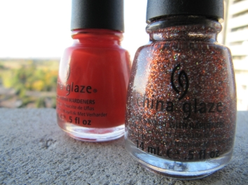 "China Glaze's 2012 Halloween Collection ""Wicked"""