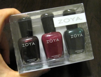 Gloss Collection - fall 2012 - Zoya