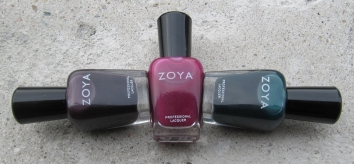 Fall 2012 Gloss Collection by Zoya