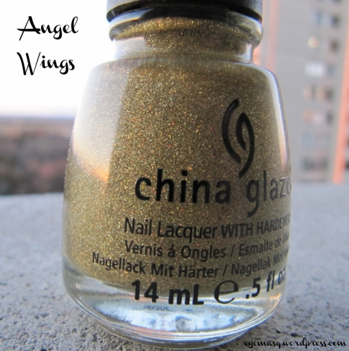 "Holiday Joy 2012 Nail Polish Collection by China Glaze - ""Angel Wings"""