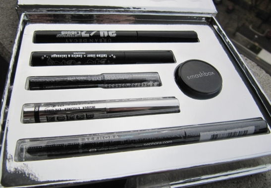 Sephora Favorites eye liner kit