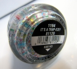 Confetti nail polish by China Glaze, Cirque du Soleil collection