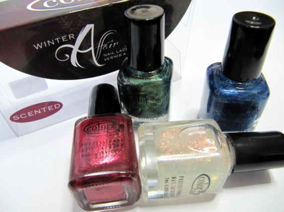 Color Club 2012 Christmas Set