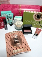 Benefit Cosmetics Prive Box - February 2013 Topbox